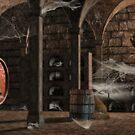 Old wine cellar by Annika Strömgren