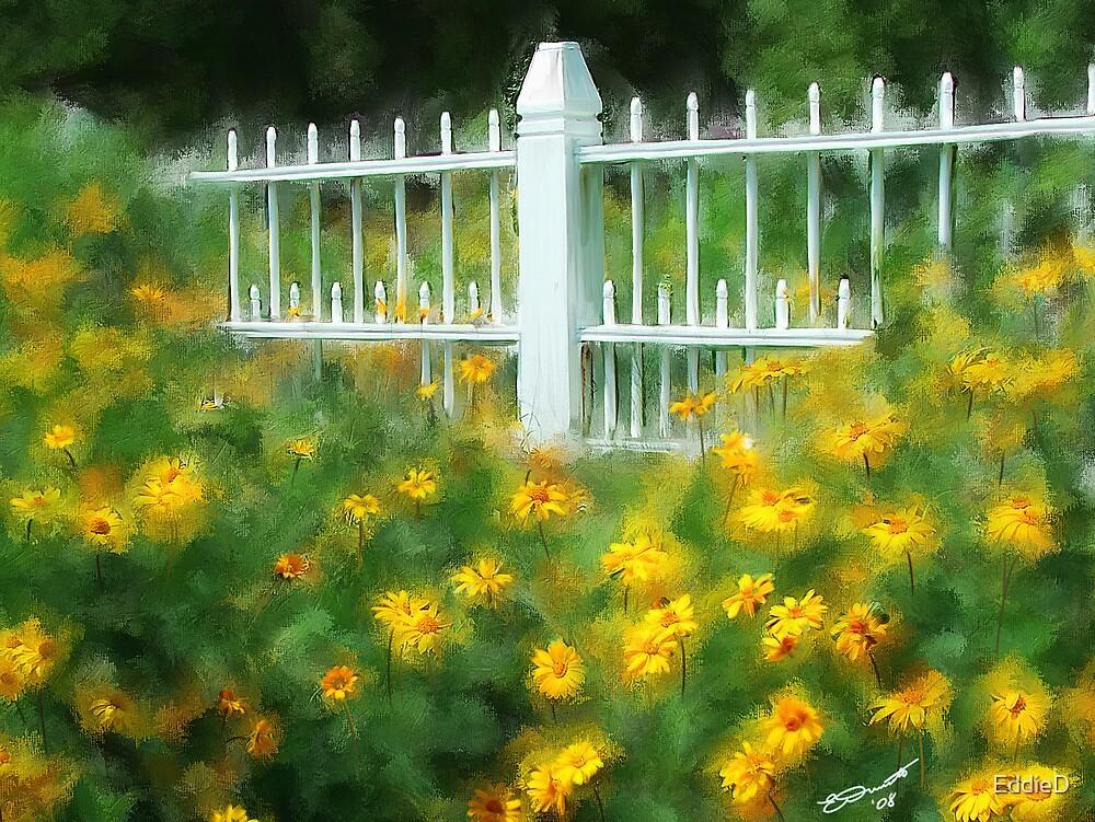 Cutting Gardens by EddieD