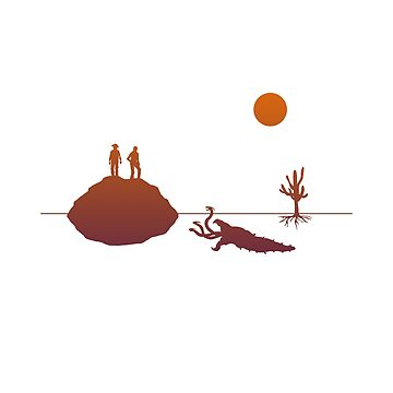 Graboid Country by CCCDesign