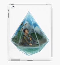 Paladin Terrarium - Blue iPad Case/Skin