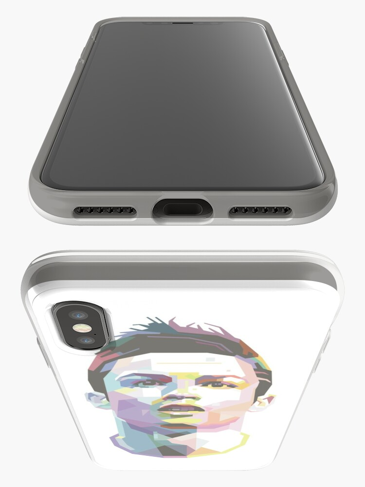 Vista alternativa de Vinilos y fundas para iPhone Cristiano Ronaldo CR7