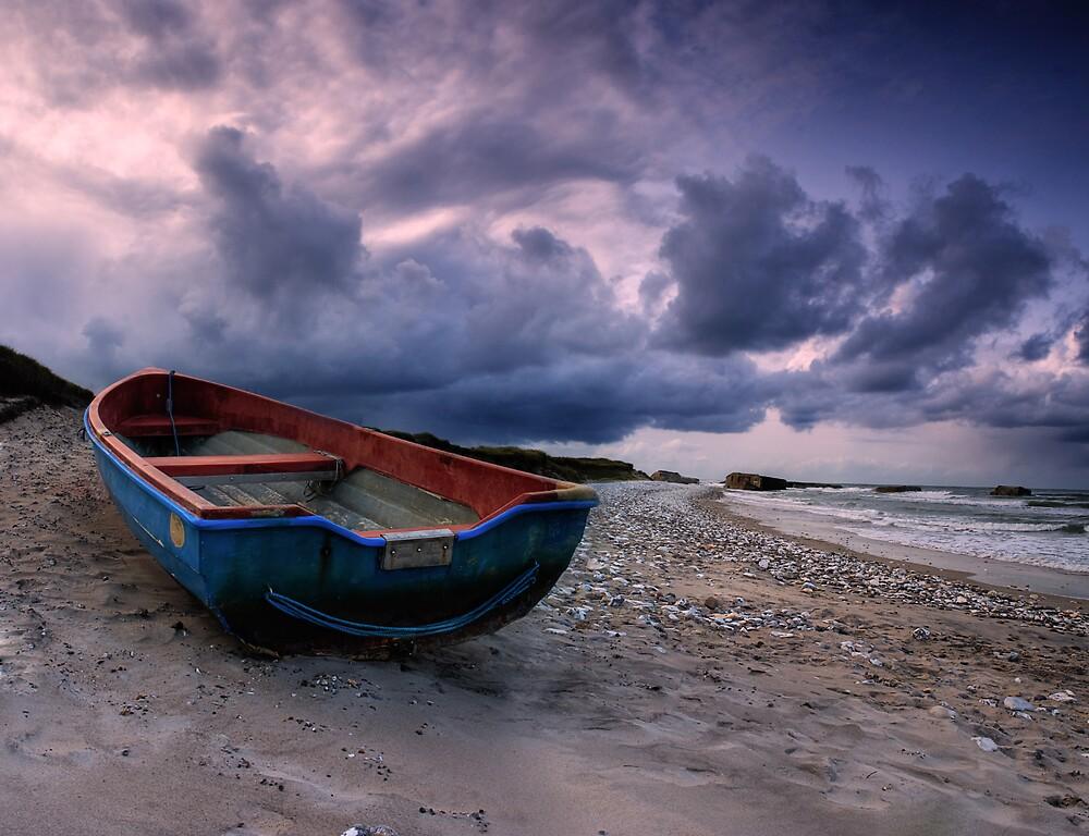 Missin at sea by MartaLethKaack