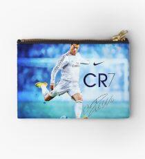 Cristiano Ronaldo sign Studio Pouch