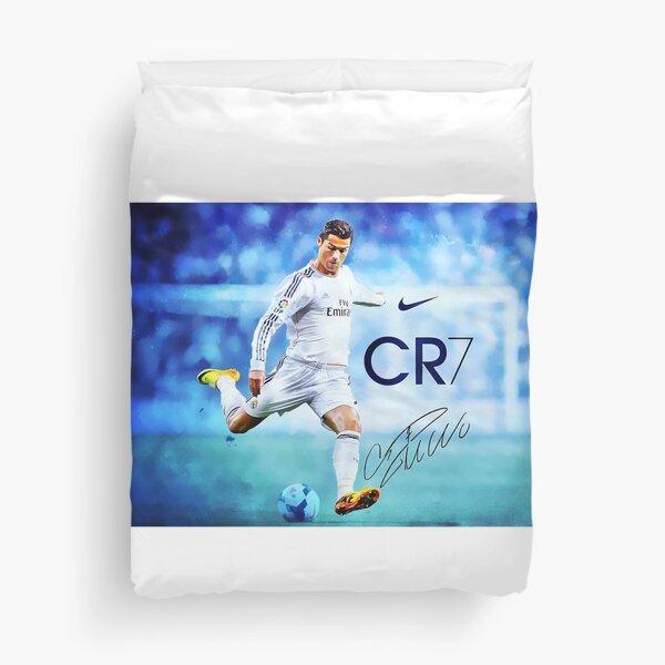 Cristiano Ronaldo sign Duvet Cover