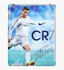 Cristiano Ronaldo sign iPad Case/Skin