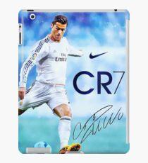 Vinilo o funda para iPad Cristiano Ronaldo sign