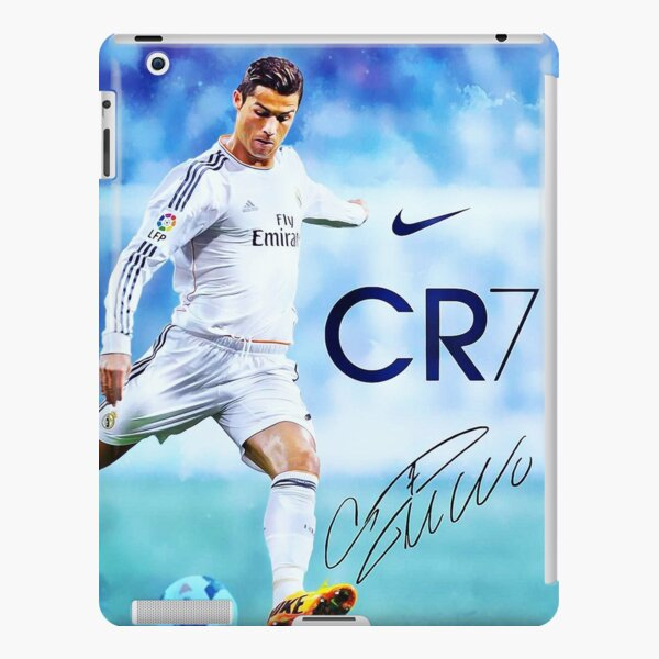 Cristiano Ronaldo sign iPad Snap Case