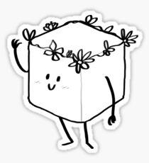 Art Friend Sticker! Sticker
