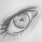 celtic eye by Leanne Inwood