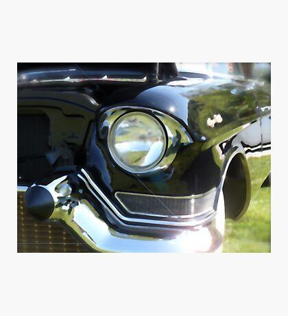 Classic 50's Cadillac  Photographic Print