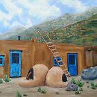 Los Hornos, The Ovens by Pamela Burger