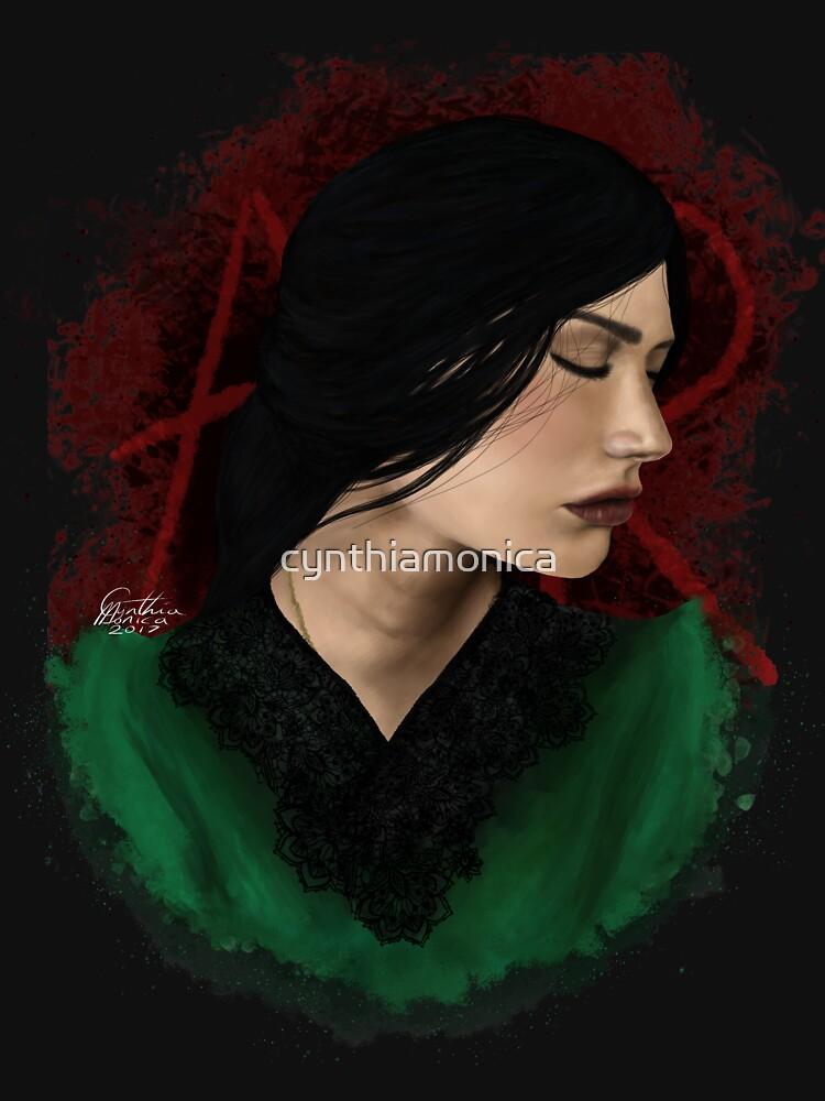 Audrey Rose Wadsworth by cynthiamonica
