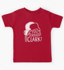 Meinst du das ernst, Clark? Vetter Eddie Kinder T-Shirt