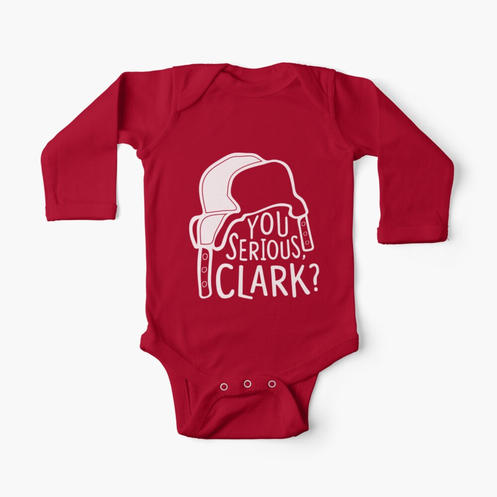 You serious, Clark? Cousin Eddie Baby One-Piece