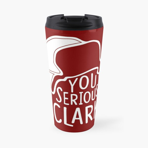You serious, Clark? Cousin Eddie Travel Mug
