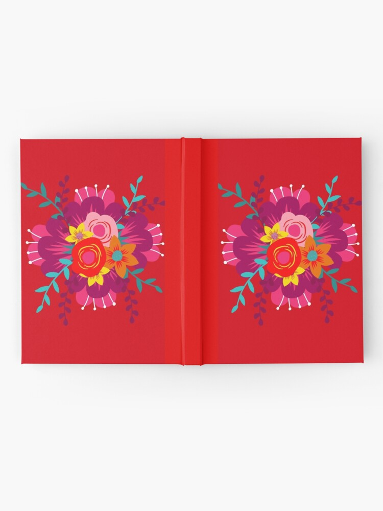 Alternate view of How to Walk Away Bouquet Hardcover Journal