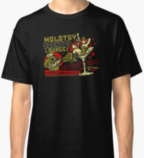 Molotov Cocktail Lounge Classic T-Shirt