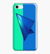 Paper Airplane 32 iPhone Case/Skin