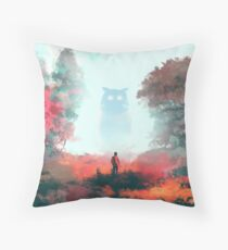 Ancient Spirit II Throw Pillow