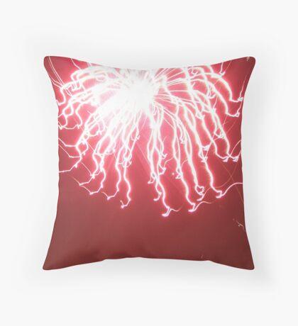 Ignite, Burst, Glow! - VOTE! Throw Pillow