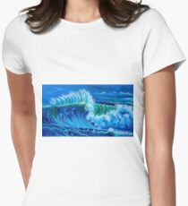 North Shore Waves Oahu T-Shirt