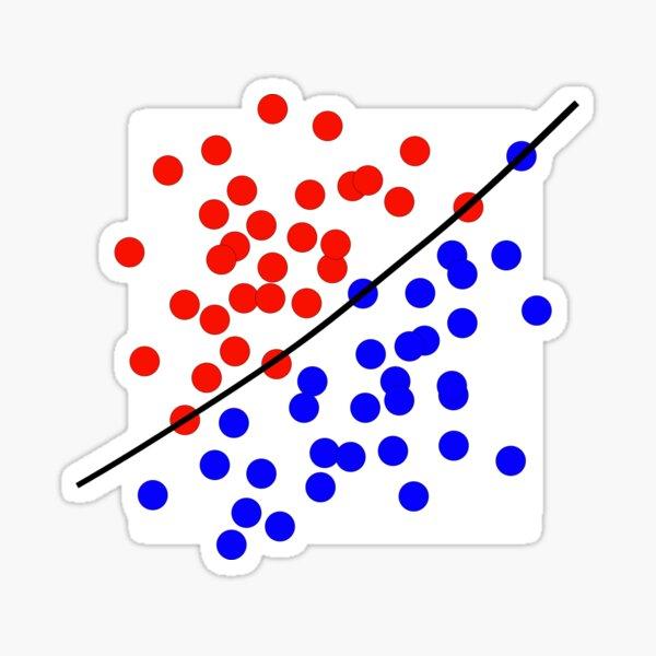 machine learning  Sticker