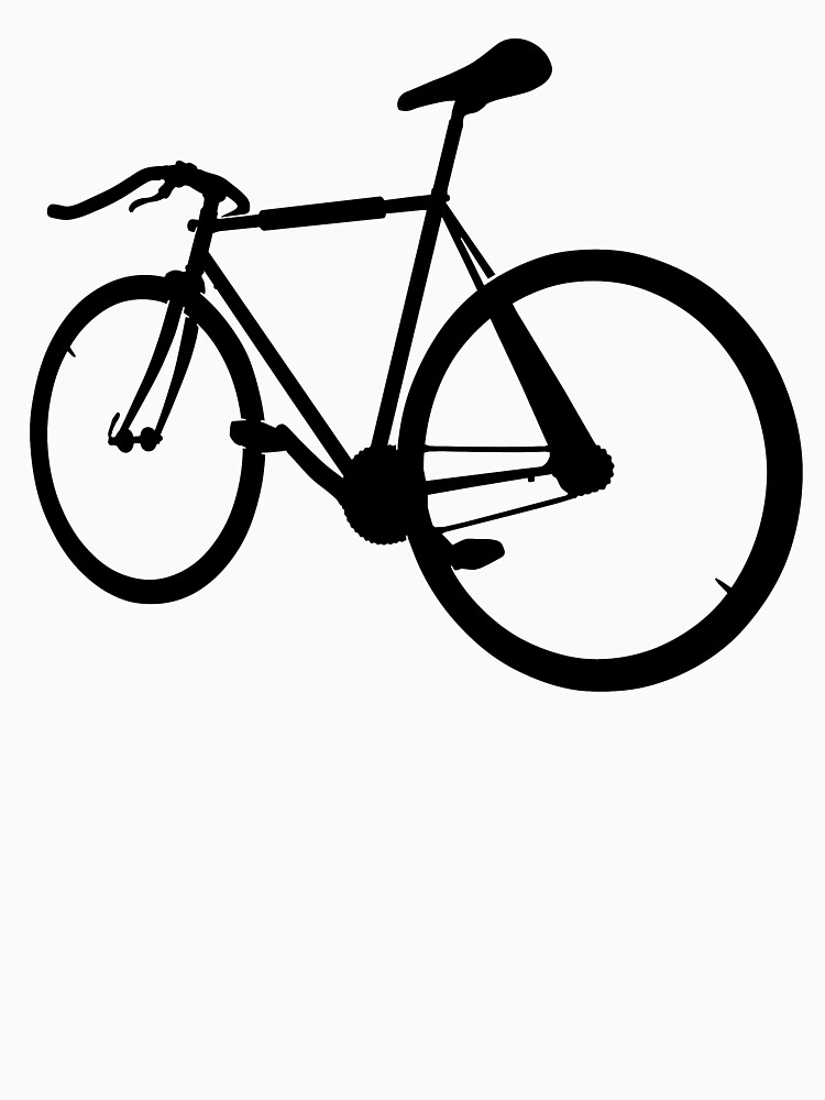 Hipster Bike - Retro Bicycle  by Sago-Design
