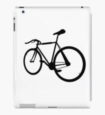 Hipster Bike - Retro Bicycle  iPad Case/Skin