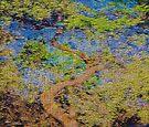 Tapestry Plume Tree by ZannaLea