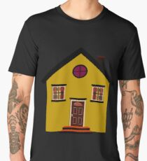Mustard Cottage October Afternoon Collection Men's Premium T-Shirt