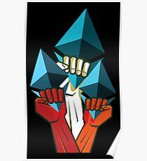 ETHEREUM Revolution Poster