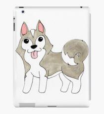 Husky Doof iPad Case/Skin