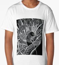peacock Long T-Shirt