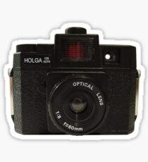 Holga Sticker