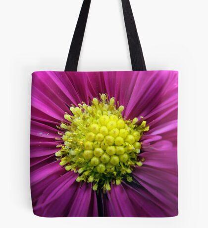 Pink Pollen Pillow Tote Bag