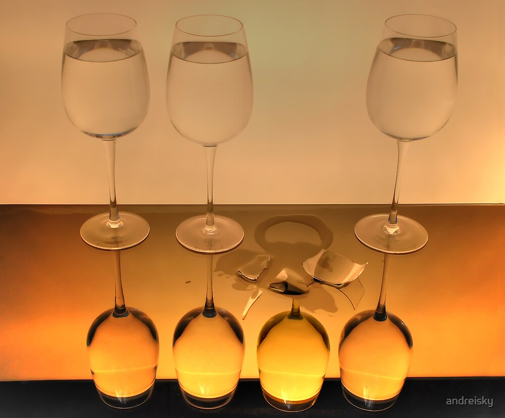 4... oops! 3 glasses by andreisky