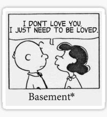 basement i wish i could stay here. Fine Basement I Wish Could Stay Here  Basement Sticker 247 Sticker Inside L