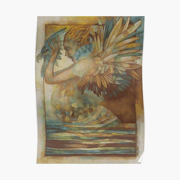 Mermaid - weird  wonderful creatures Poster