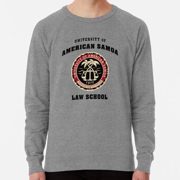 BCS - University of American Samoa Law School Lightweight Sweatshirt