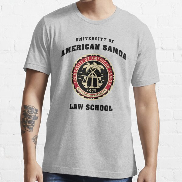 BCS - University of American Samoa Law School Essential T-Shirt