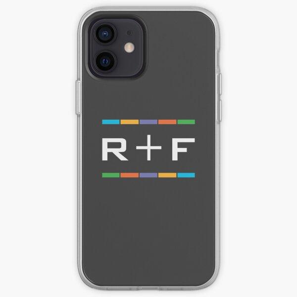 dark grey rodan and fields color branding gift iPhone Soft Case
