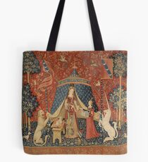 The Lady and the Unicorn: À Mon Seul Désir Tote Bag
