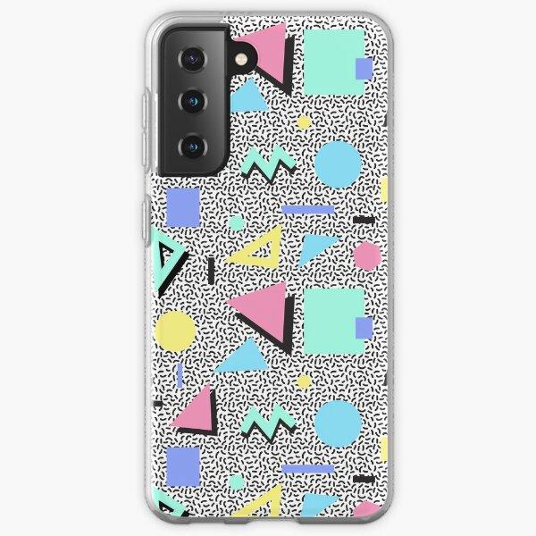 Memphis Pastel Samsung Galaxy Soft Case