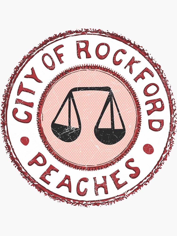 League of Their Own - Rockford Peaches by lbutler0000107
