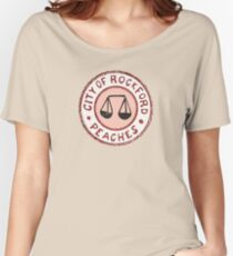 League of Their Own - Rockford Peaches Women's Relaxed Fit T-Shirt