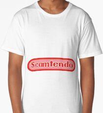Scamtendo Long T-Shirt