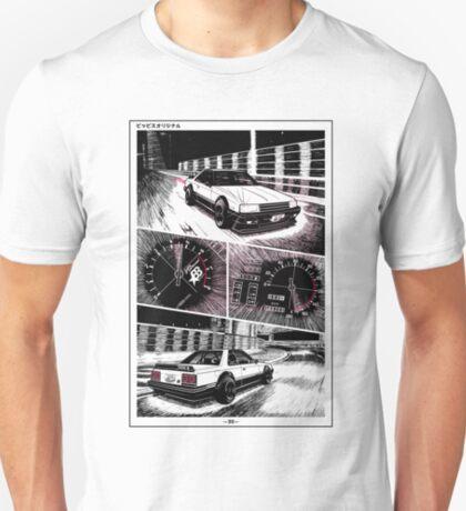 HR30 - Black T-Shirt