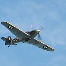 The iconic Spitfire by miradorpictures