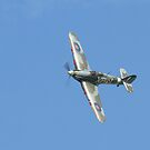 Spitfire soaring high by miradorpictures