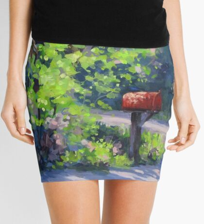 Love letters Mini Skirt